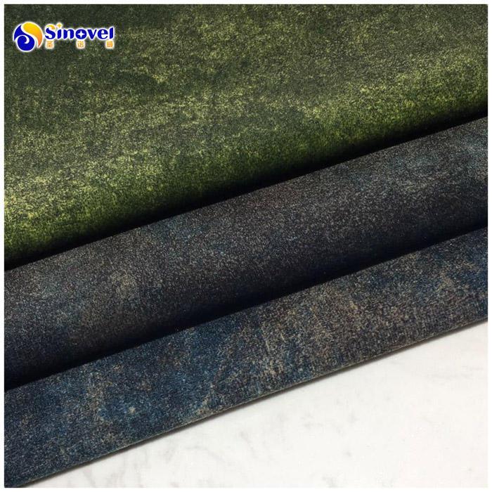 China Micro Velvet For Sofa