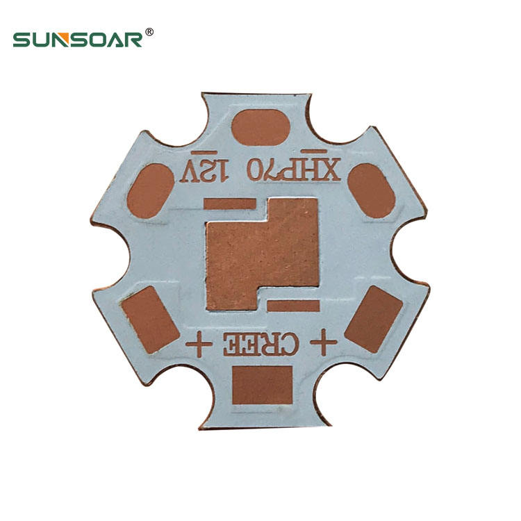 SP55 Günstige Preis 9 w Aluminium Basis Brief Pcb Montage Led-lampe Bord