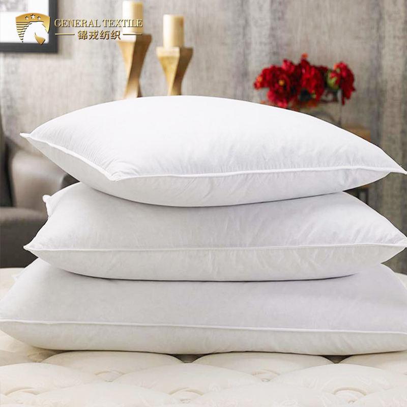 Weiß polyester ball silikon gefüllt <span class=keywords><strong>kissen</strong></span> für hotel und krankenhaus