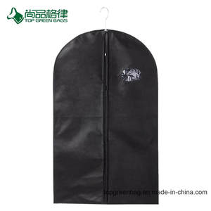 Wholesale Customized Non Woven Foldable Suit Clothing Garment Bags