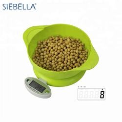 Pet food weighing scale digital kitchen scale weighing  food scale electronic