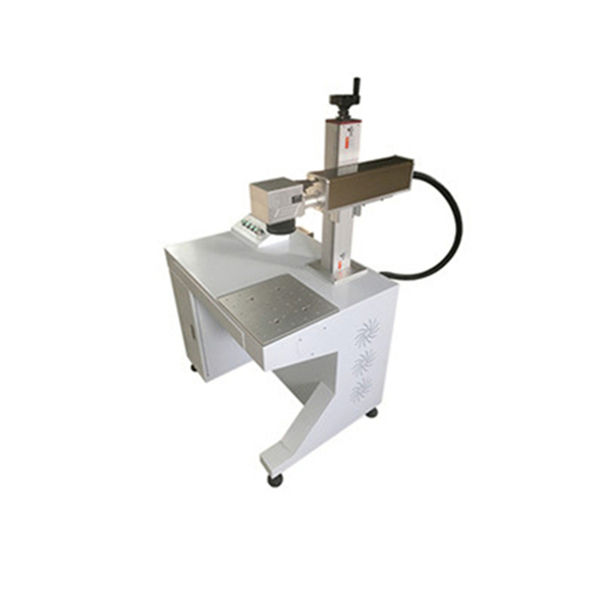 Draagbare mini laser-markering machine geheugenkaart making machine laser-markering rvs laser-markering machine voor cutter