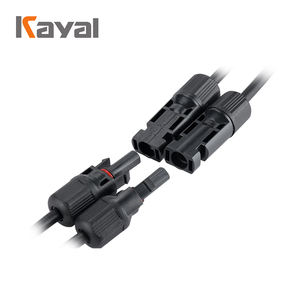 Free Sample High Quality 10mm2 solar cable conector de cable photovoltia Connector