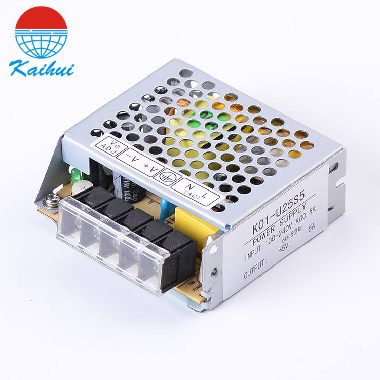 Hot selling 2019 switching power supply for all camera electrical equipment customized 25W 12V