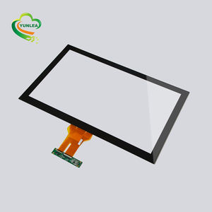 10 điểm Cảm Ứng Glass + Glass Capacitive 32 inch multi touch screen kit