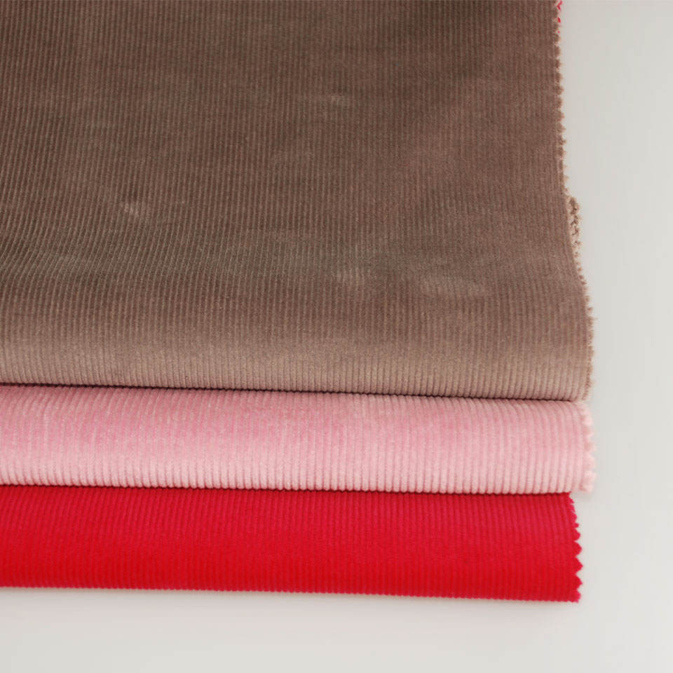 No Elastic 100 Cotton 100% Cloth 8 Wale Heavy Corduroy Fabric