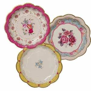 Disposable Beautiful Type Paper Plates with lowest price