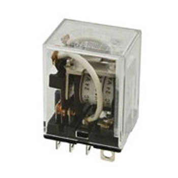 Omron Relay High Power Relay LY2AC24 General Purpose Relay Omron Power Supply 8 Pin DPDT 10A 24V