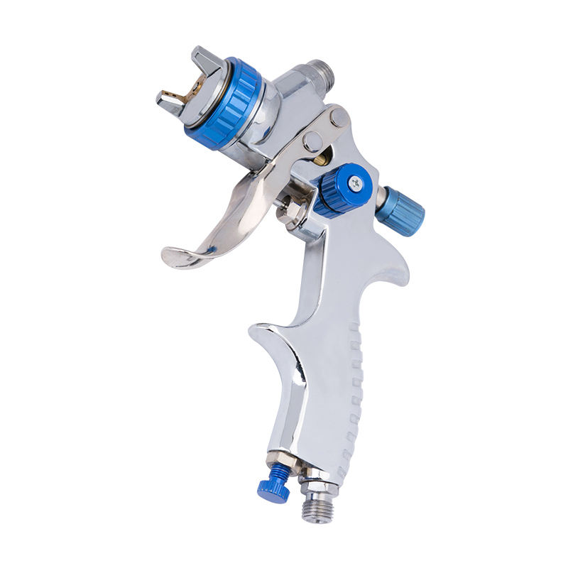 GEYE TE-2010 1.4mm LVLP Professional Power Spray Gun with air regulator
