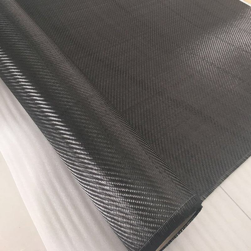 TWILL WEAVE CARBON FIBER FABRIC