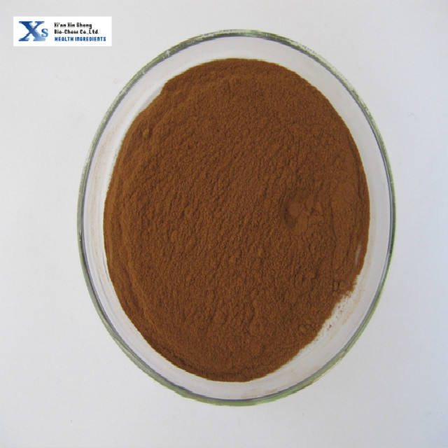 GMP Natural High Chlorogenic acid Eucommia Leaf Extract