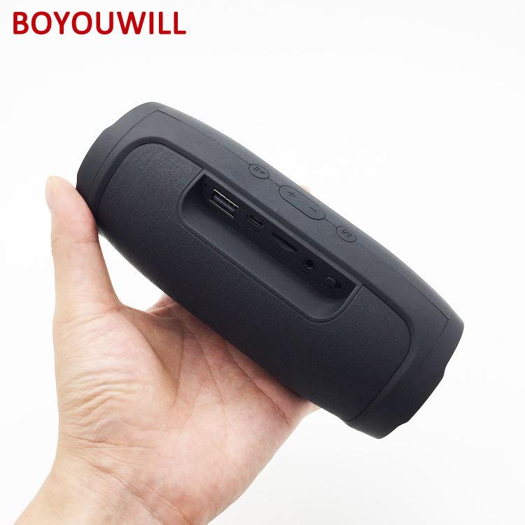 Отличный звук 3 Вт мини Вибрационный динамик беспроводной Bluetooth динамик