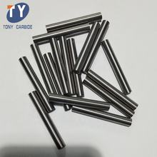 Tungsten carbide rods with good shock resistance and bending resistance
