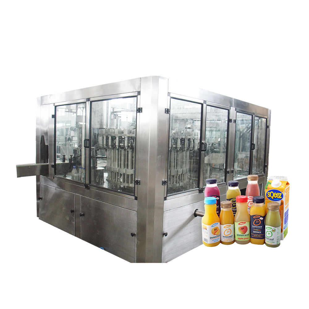 noni/orange/vegetable/pear/peach/mango/pineapple/banana/apple juice filling packaging machine juice