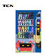 TCN Non refrigerated cheap price vending machine for book snacks T shirt