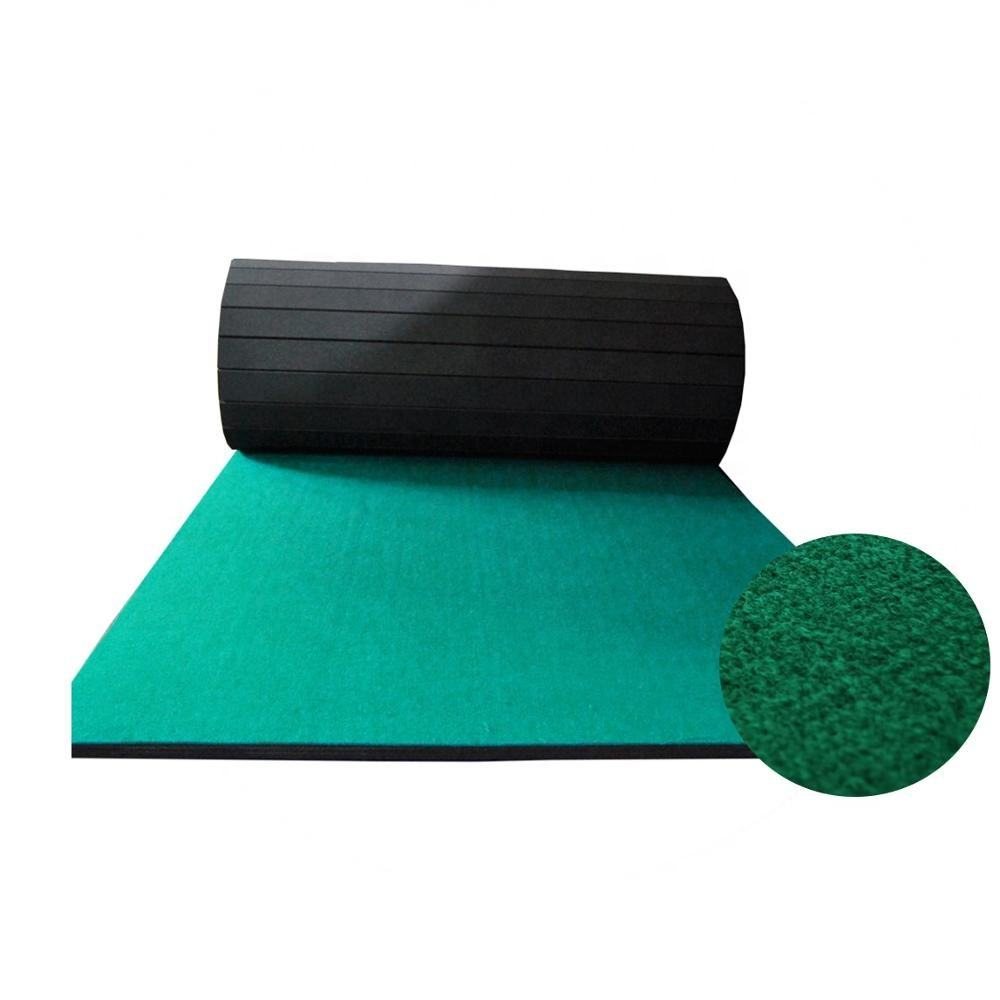 Flexible Rollout Home Training Floor Mats