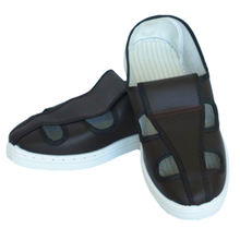 Inexpensive Products Breathable PVC anti-static shoes for clean room EPA protection areas