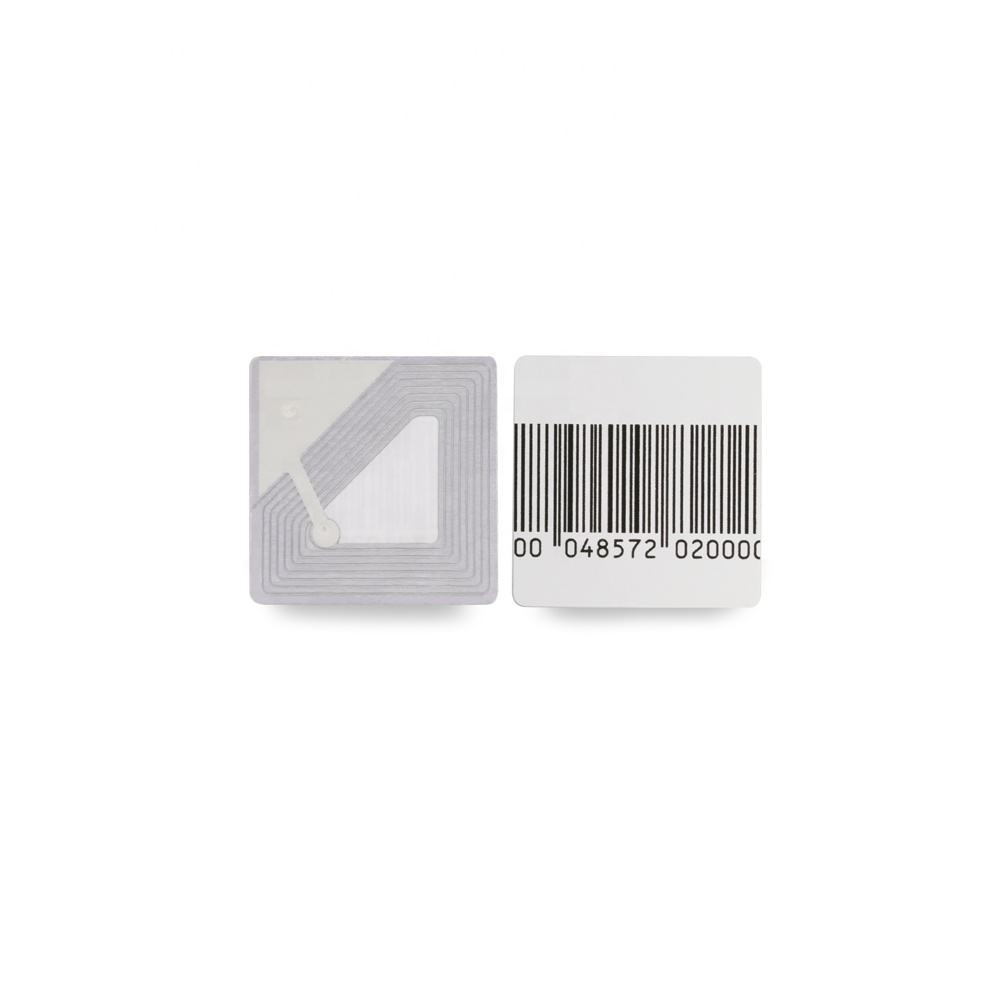 High quality adhesive paper RF security EAS RF soft label