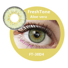 FRESH TONE DIVA MOST WANTED ALOE VERA  KOREAN SOFT COSMETIC CONTACT LENS AT VERY  CHEAP PRICES