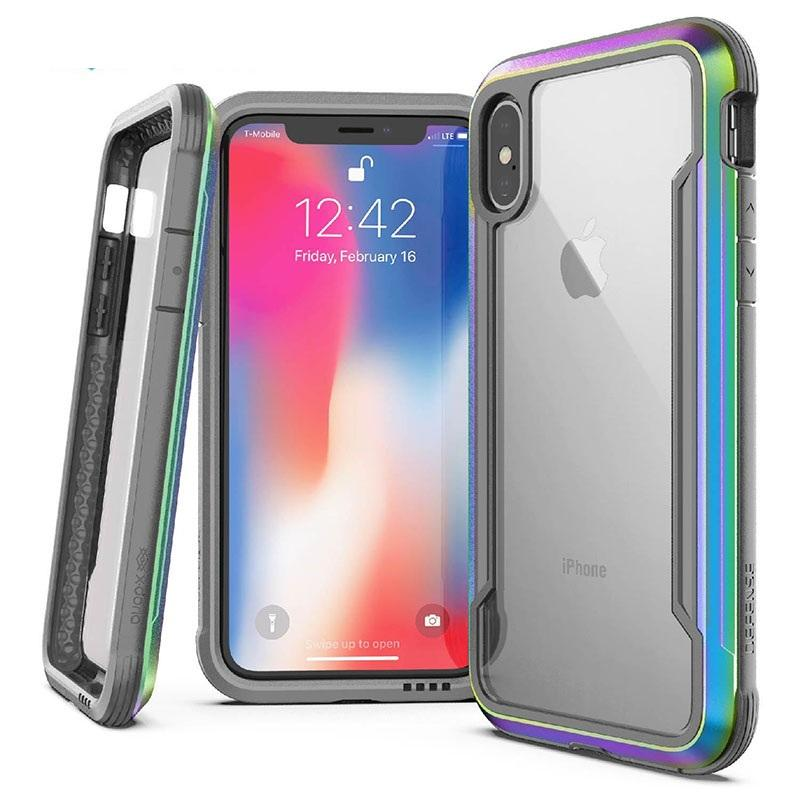 X-doria Original Defense Shield Mobile Phone Case for iphone XS Military Grade Drop Tested Case for iPhone xr xs max ZY-105