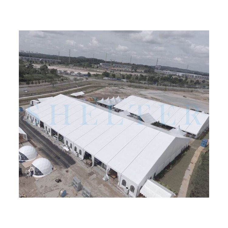 30x50 China Manufacturer 1000 People Big Tent for Event Exhibition