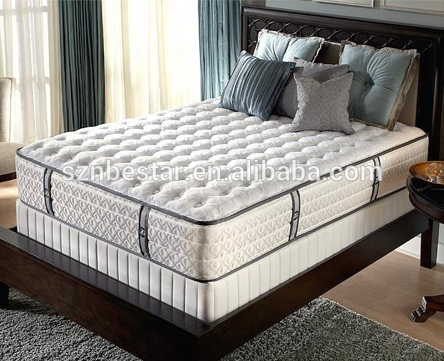 Box Spring Sale Hot Modern Hotel Bed Pocket Coil Spring Mattress
