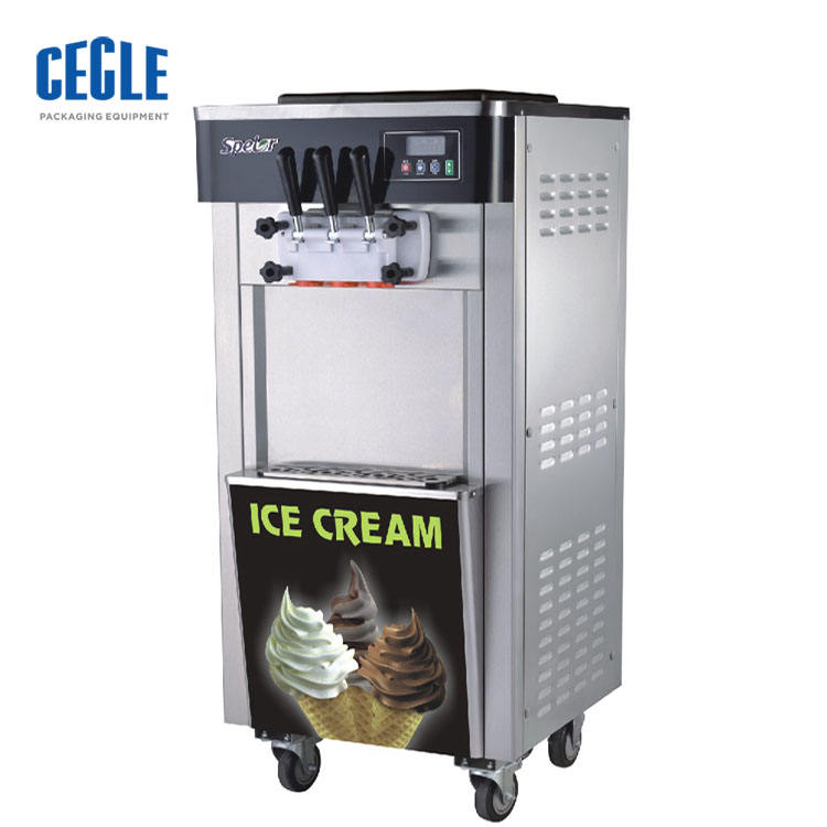fruit slush machine beauty soft ice cream machine fruit ice cream maker machine