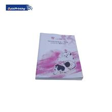 2018 Cheap Perfect Bound Annual Report Book Printing Service