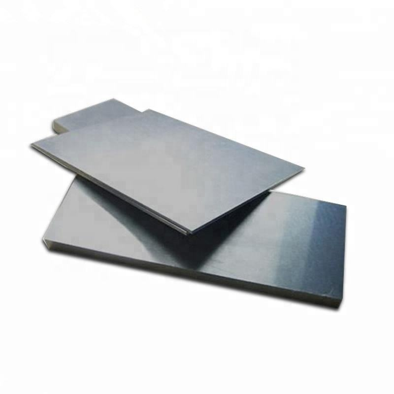 Factory Supply 99.95 Pure tungsten sheet metal price