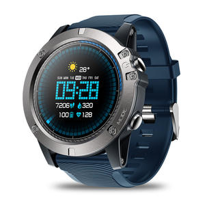 Zeblaze VIBE 3 Pro Smart Watch Men Real-time Weather Optical Heart Rate Monitor All-day Tracking Sports Smartwatch watched