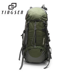 New large-capacity outdoor backpack for men and women multi-functional hiking hiking bag waterproof camping backpack