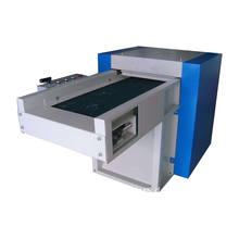 Best price cotton polyester fiber opening carding machine
