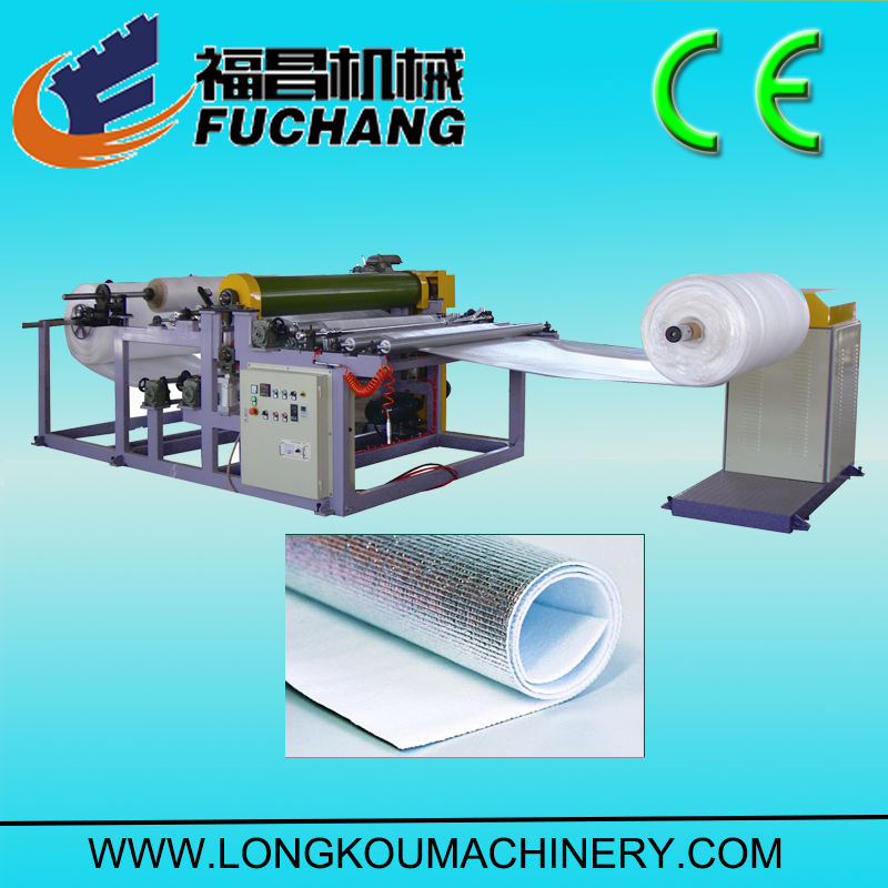EPE foam sheet Film Laminating Machine