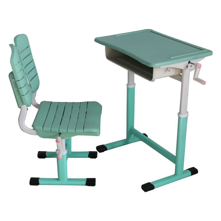 School student furniture highschool deskergonomic cheap study table desk