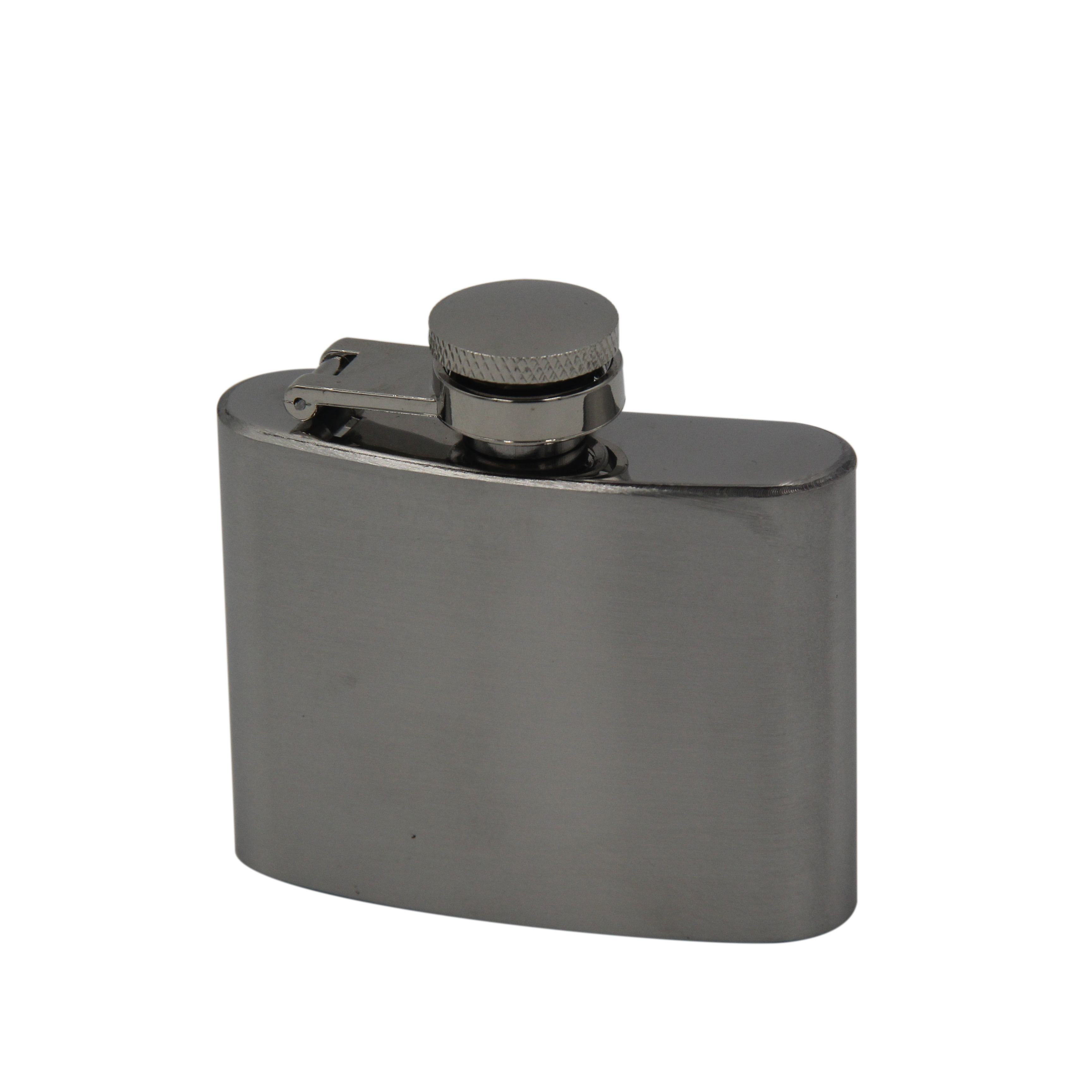 2019 yeart commercio all'ingrosso di buona qualità 2oz hip flask