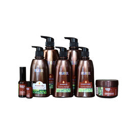 private label Hair mask Conditioner Luxury argan oil shampoo hair care product set