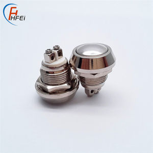 12mm selector metall 2 pin led 12mm 12 v wasserdichte mini push button schalter taste auto