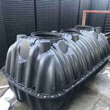 3 Chamber  Aerobic Septic Tank systems water tank