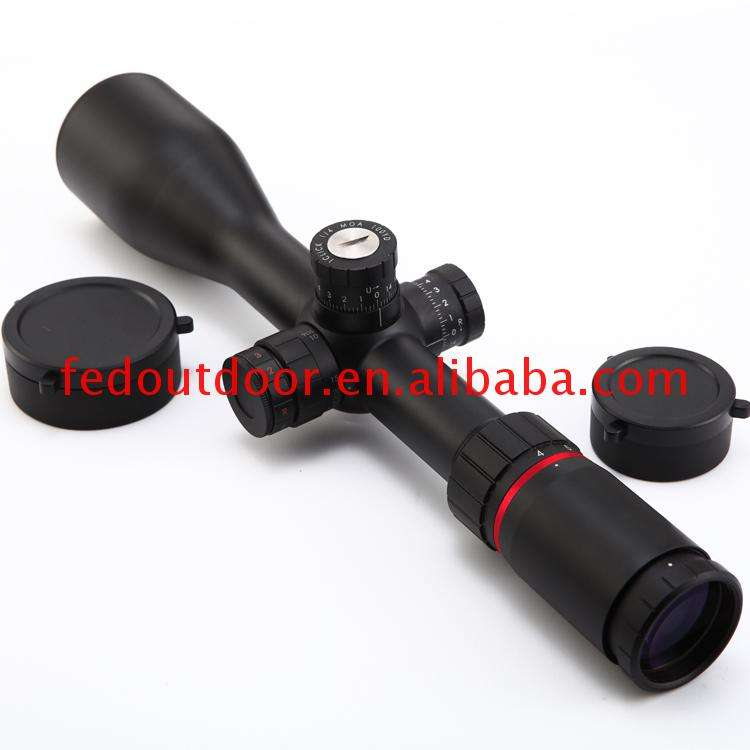 4-16x50 SF SIR with Positive Turret day night scope OEM Factory