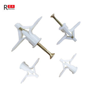 High quality Aircraft expansion plug / wall plug/ plastic expansion anchor