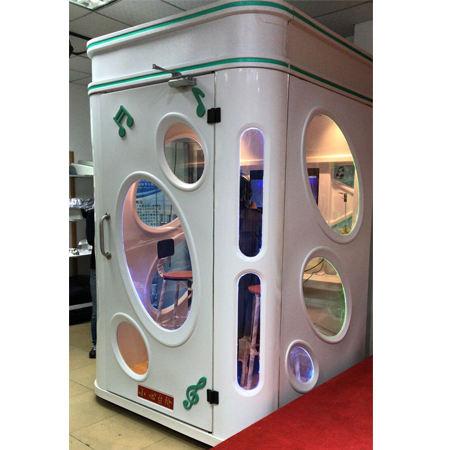 Аркадный симулятор Поющая комната Электронный музыкальный автомат караоке машина Мини КТВ для продажи