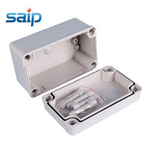 waterproof box  cable junction box connector ABS  plastic waterproof  boxes electrical waterproof boxDS-AG-0813