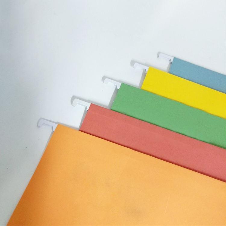 Factory Price Printing Customer 180gsm Size Office 문구 색 서스펜션 걸 이식 파일 <span class=keywords><strong>폴더</strong></span>