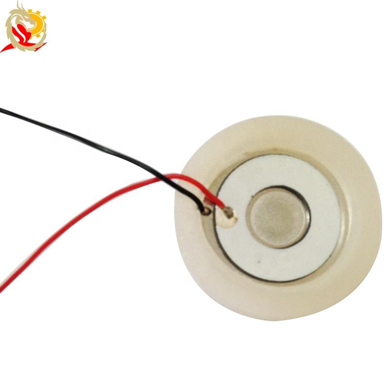 16mm 108khz Piezoelectric Ceramic Ultrasonic Transducer 16mm Piezo Atomizer for Medical atomization