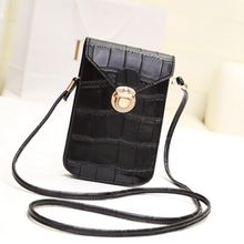 Tiding Hot Sale Products Pu Leather Vintage Fashion Girl Coin Small Bag Mini Messenger Bag Mobile Phone Shoulder Bag