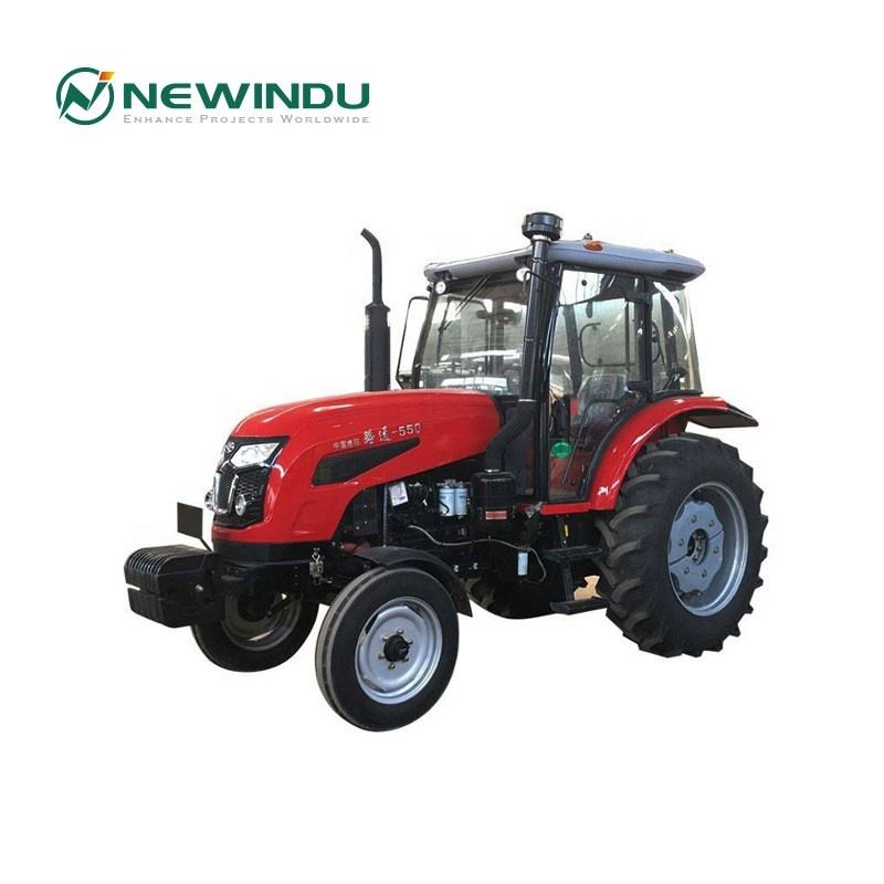 Lutong 4WD 85hp farm track Tractor price LYH824