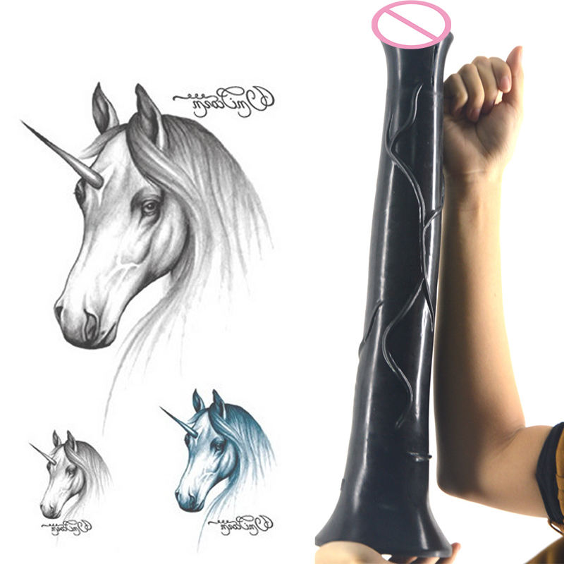 FAAK 41.9cm animal penis dildo toys sex adult horse penis long Huge horse dildo sex toy horse penis for women