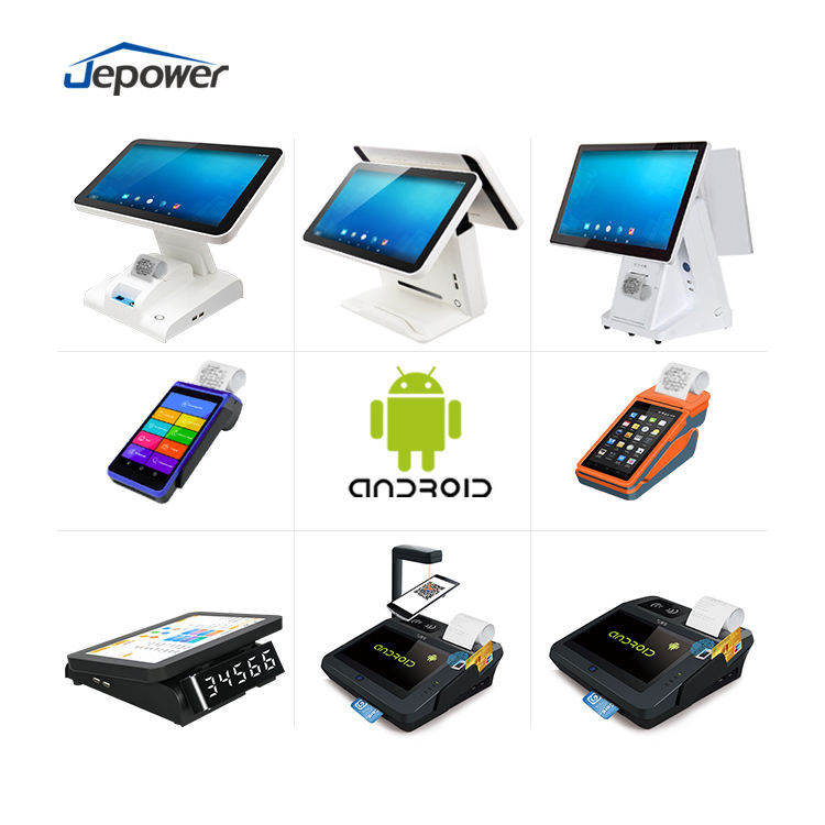 Jepower android kassa tablet pos terminal