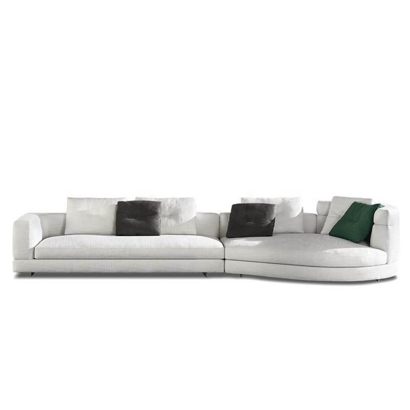 Mayorista venta en línea clásico abrigo chesterfield en forma de l esquina sofá reclinable combinación de muebles para el hogar