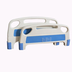 abs plastic hospital bed head and foot boards  for Hospital Bed Accessory